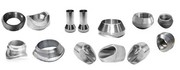 Buy Butt-Welded Pipe Fitting At Cheap Rates In India